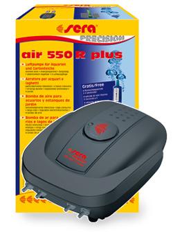 Sera air 550R plus Durchlüfter