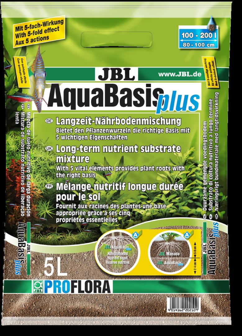 JBL AquaBasis plus 5 Liter